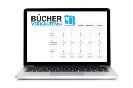 buecherverkaufen24.net - Die besten Buchankäufer