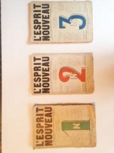 Erstausgaben von L'Esprit Nouveau verkaufen