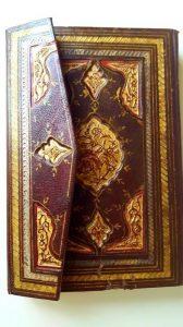 koran manuskript verkaufen